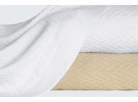 "114"" x 93"" Magnificence Linen King XL Blanket"