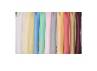 6' x 6' 200 Denier Nylon Shower Curtain, Peach