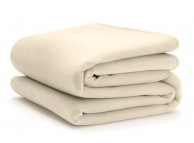 "108"" x 90"" King Size Vellux Blanket Ivory"