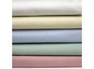 "60"" x 80"" x 9"" T-180 Color Queen Percale Fitted Sheets"